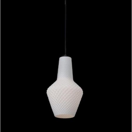 MILANO PENDANT LARGE MILK WHITE GLASS