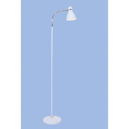 METAL FLEXI HEAD FLOOR LAMP