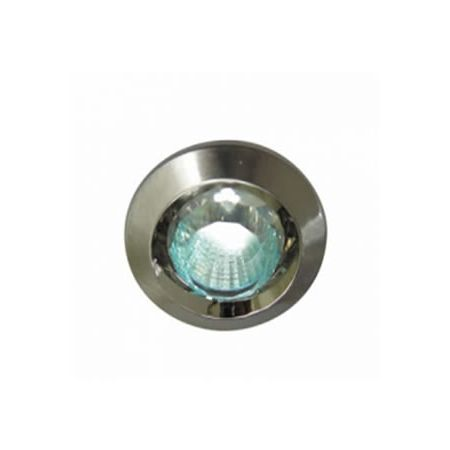 STRAIGHT, DOWN LIGHT WITH BEVELLED GLASS COVER
