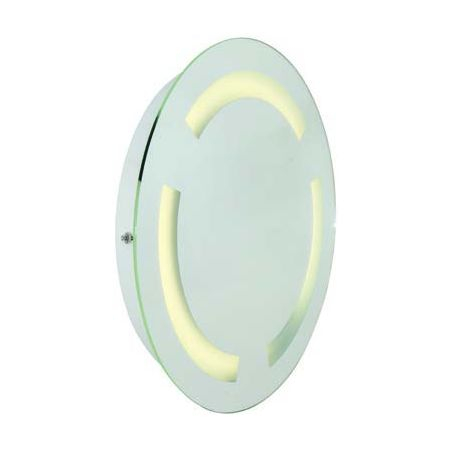 ROUND BATHROOM MIRROR